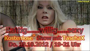 gratis Livecam Chat mit TaschaX