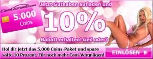 Camdorado Coins gratis
