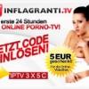 Porno-TV Gutschein Inflagranti